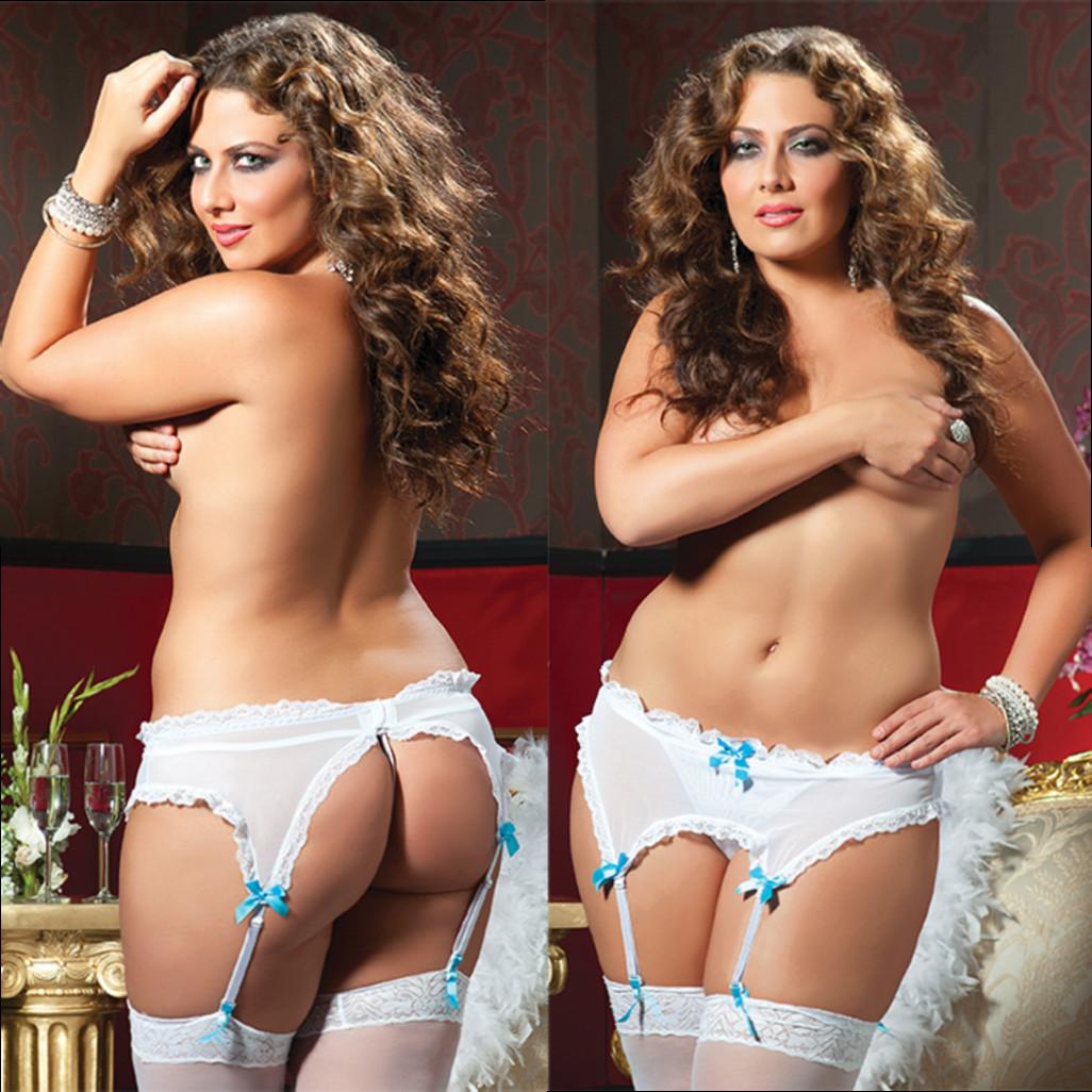 Эротичное женское прозрачное белье 26 фотография