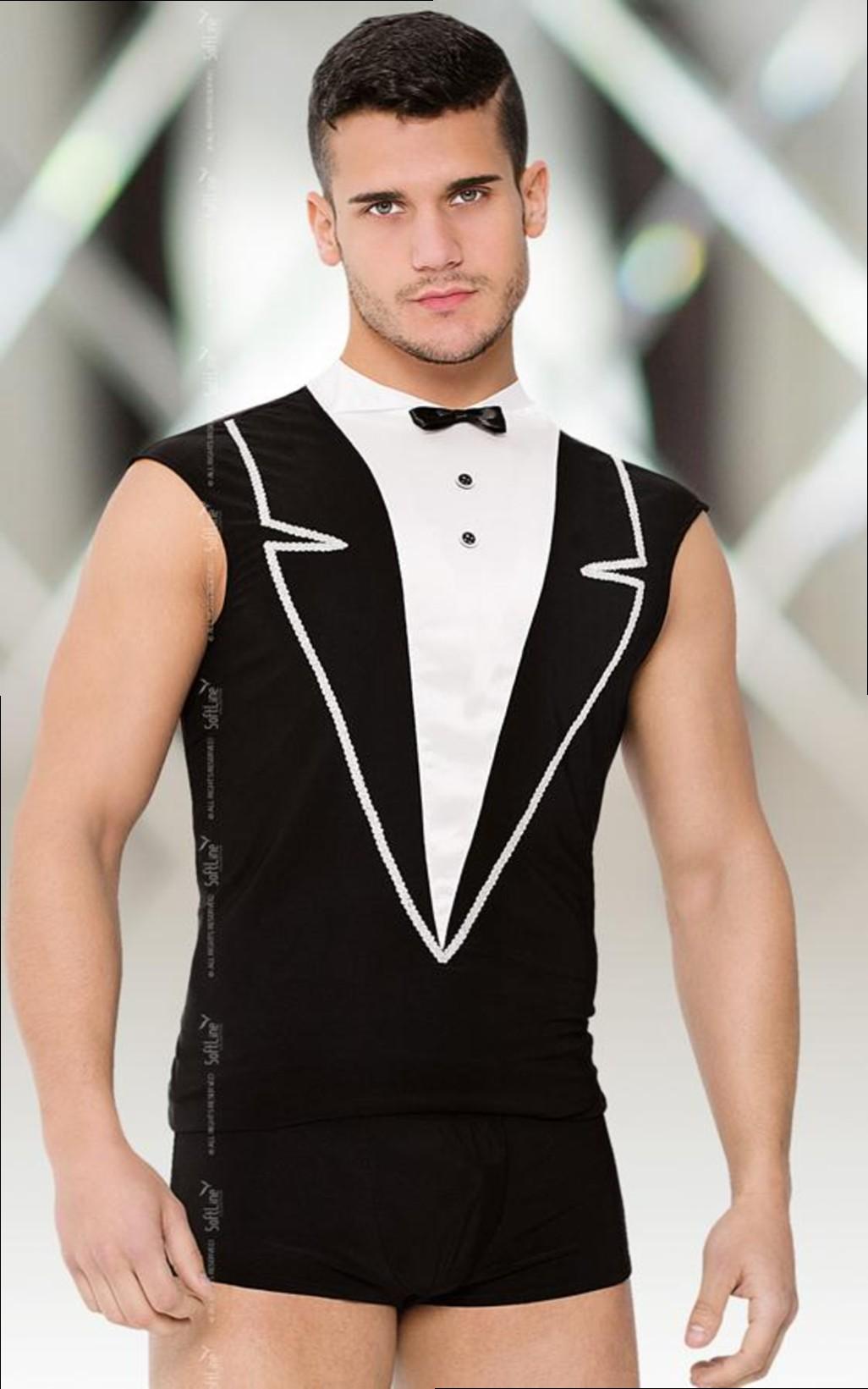 Эротический костюм официанта 8 фотография