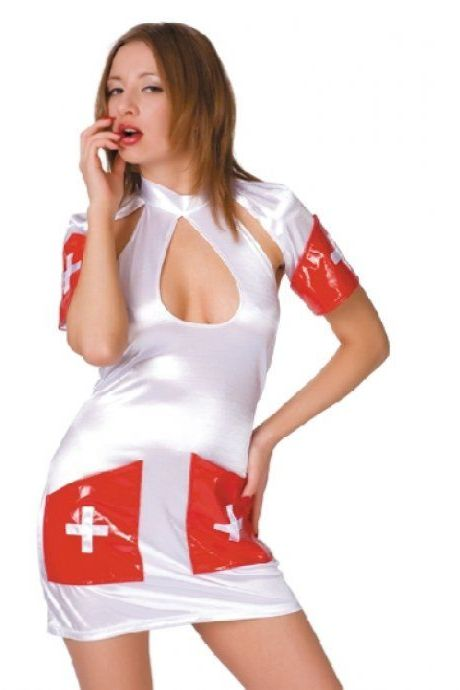 Сексапильная медсестра